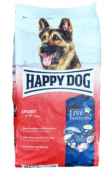 Happy Dog fit & vital Sport 14kg