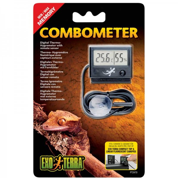 Exo-Terra Combometer - Thermo und Hygrometer