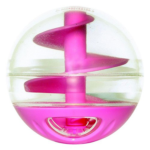 Catit Cat Treat Ball pink