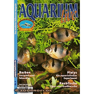 Aquarium Live Heft 4 August - September 2007