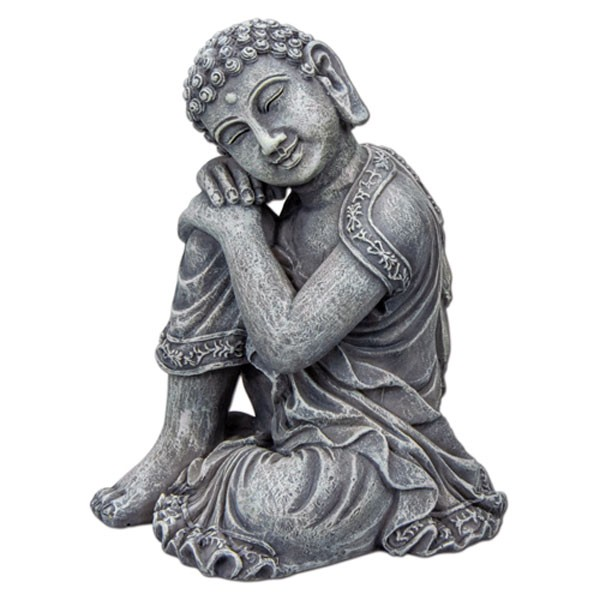 Hobby Aquariendekoration Little Buddha 10 x 9 x 12,5 cm