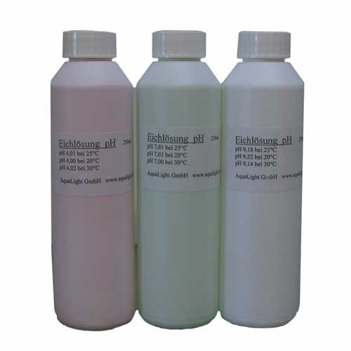 AquaLight Prüflösung pH 9 250ml